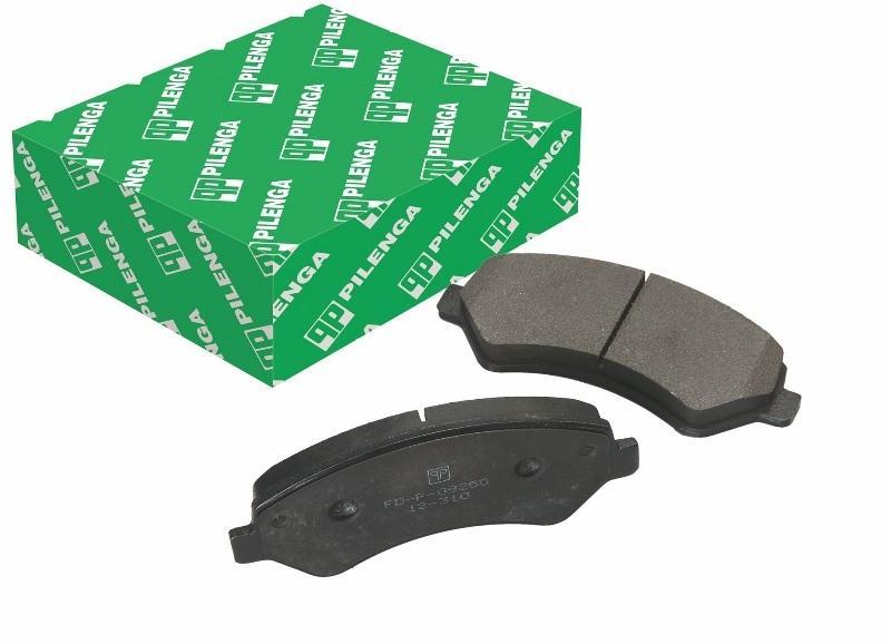 Тормозные колодки дисковые Pilenga FDP9260FDP9260FD-P 9260/Pilenga FD-P 9260 Колодки тормозные дисковые задние Pilenga. FDP9260