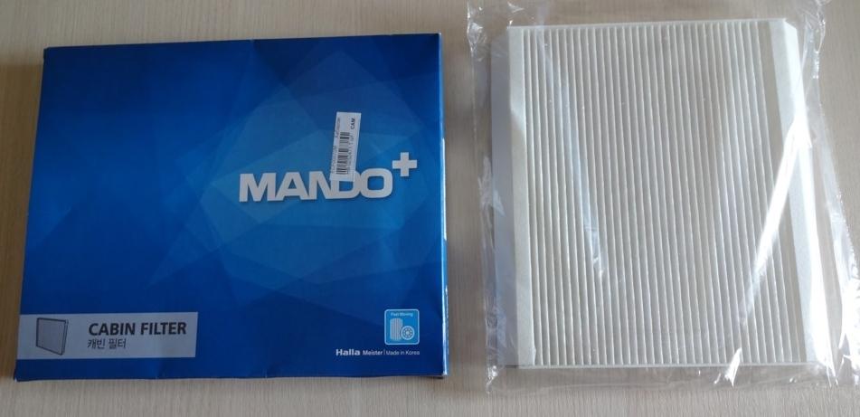 Салонный фильтр Mando ECF00070MECF00070MФильтр салона Mando. ECF00070M