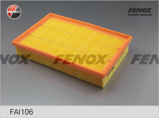 Воздушный фильтр Fenox FAI106FAI106