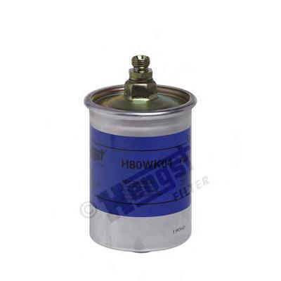 Фильтр топливный Hengst H80WK04H80WK04