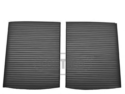 Комплект фильтров салона CORTECO BMW 7 serie 10.08. 8000121080001210