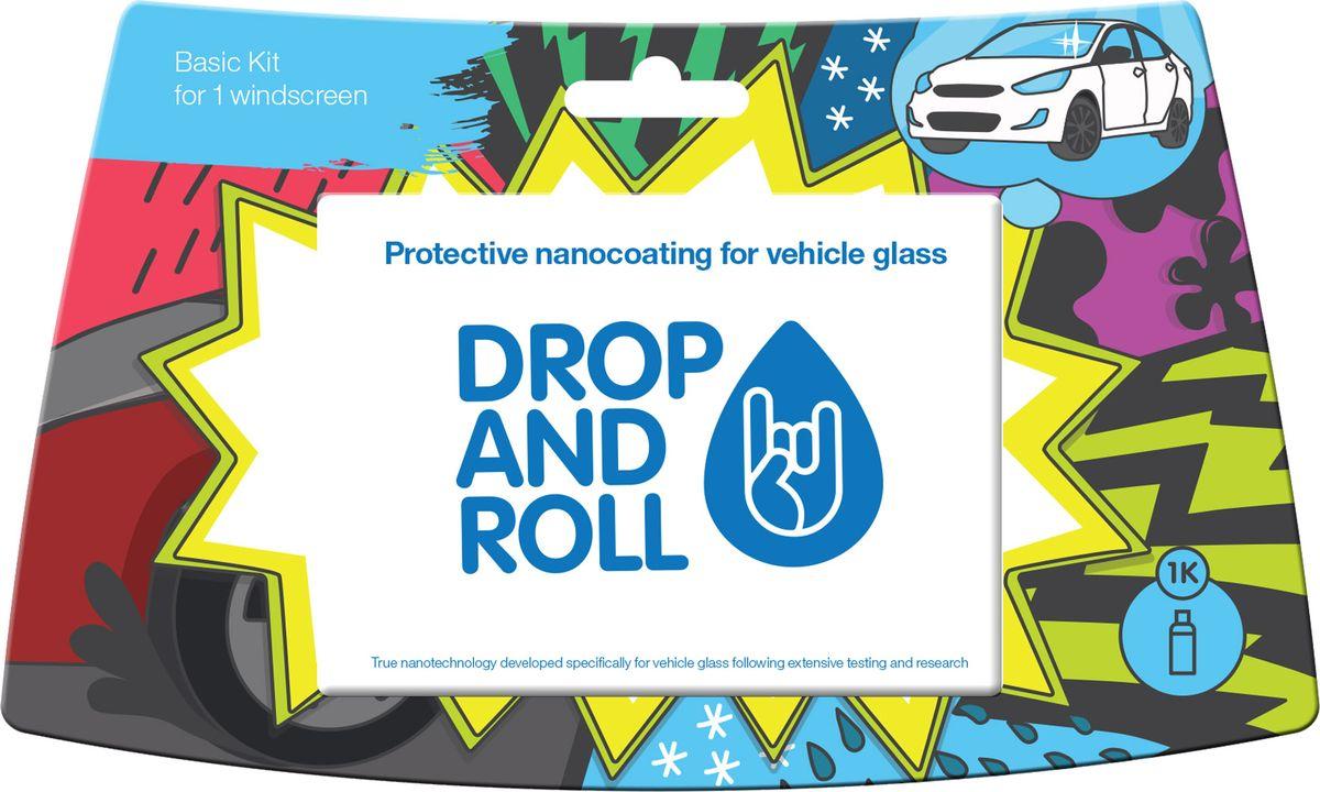 Купить Защитное нанопокрытие для стекла Drop'n'Roll , однокомпонентное