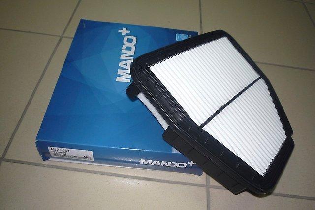 Воздушный фильтр Mando MAF061MAF061Воздушный фильтр Mando. MAF061