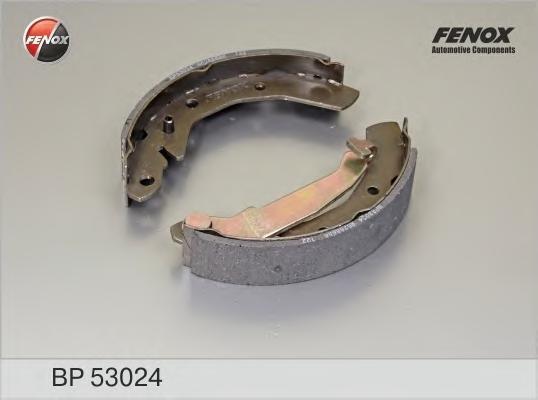 Тормозные колодки барабанные Fenox BP53024BP53024Колодки барабанные задние Chevrolet Spark 0.8 1.0 05- Daewoo Matiz 0.8 1.0 98- Chery Sweet (QQ) 0. Fenox. BP53024