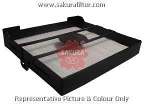 Салонный фильтр Sakura CA18220CA18220Фильтр салон. Sakura Sakura авто. CA18220