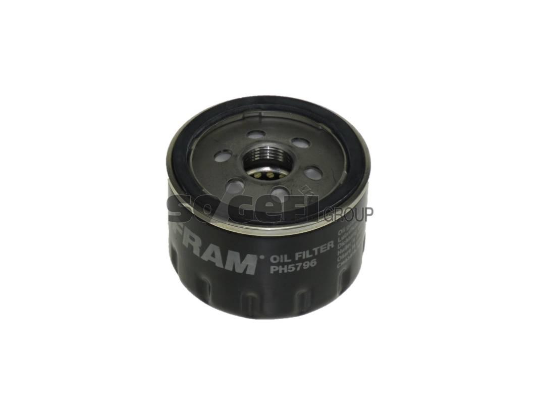 Масляный фильтр Fram PH5796PH5796Фильтр масляный Fram. PH5796