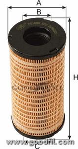 Топливный фильтр Goodwill FG1050ECOFG1050ECOФильтр топл. 1050 ECO FG GW CATERPILLAR Goodwill. FG1050ECO