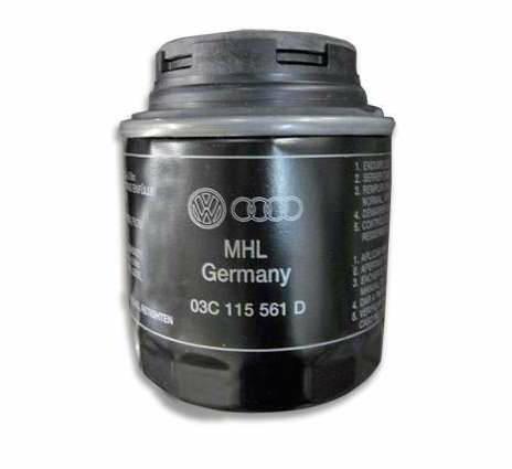 Масляный фильтр VAG 03C115561J03C115561JФильтр масляный двигателя VAG. 03C115561J