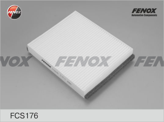 Салонный фильтр Fenox FCS176 panasonic kx tgh210rub dect phone digital cordless telephone wireless phone system home telephone