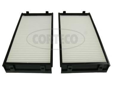 Комплект фильтров салона CORTECO 8000084780000847