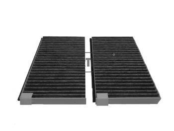 Комплект угольных фильтров салона CORTECO 8000113180001131