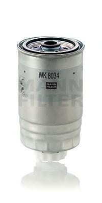 Фильтр топливный Mann-Filter WK8034WK8034
