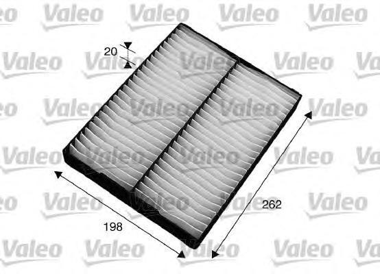 Салонный фильтр Valeo 715564715564