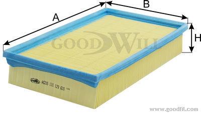 Воздушный фильтр Goodwill AG205AG205Воздушные фильтры Goodwill. AG205