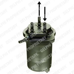 Топливный фильтр DELPHI HDF907HDF907Фильтр топливный HDF935 DELPHI. HDF907