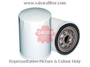 Масляный фильтр Sakura C1936C1936Фильтр масл. Sakura Sakura авто. C1936