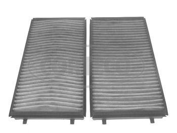 Комплект угольных фильтров салона CORTECO2165285121652851