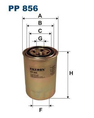 Фильтр топливный Filtron PP856PP856