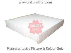 Салонный фильтр Sakura CA19160CA19160Фильтр салон. Sakura Sakura авто. CA19160