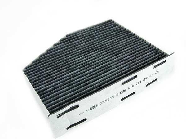 Салонный фильтр VAG. 1K1819653B1K1819653BЭлемент фильтрующий воздушного фильтра салона VAG. 1K1819653B