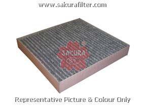 Салонный фильтр Sakura CAC18120CAC18120Фильтр салон. Sakura Sakura авто. CAC18120