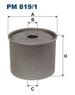 Фильтр топливный Filtron PM819/1PM819/1