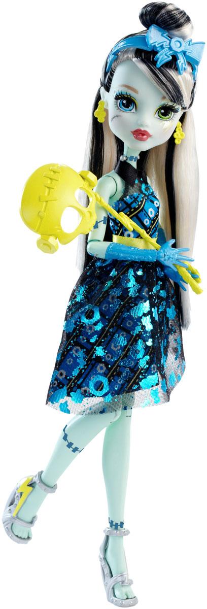 Monster High Кукла Френки Штейн Буникальные танцы monster high кукла френки штейн буникальные танцы