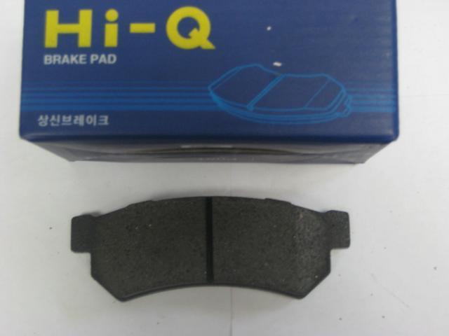 Тормозные колодки дисковые HSB HP2020HP2020Тормозные колодки задние Laсetti 07--- HSB. HP2020
