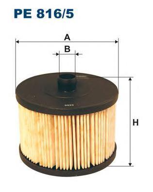 Топливный фильтр Filtron. PE8165PE8165Фильтр топливный Filtron. PE8165
