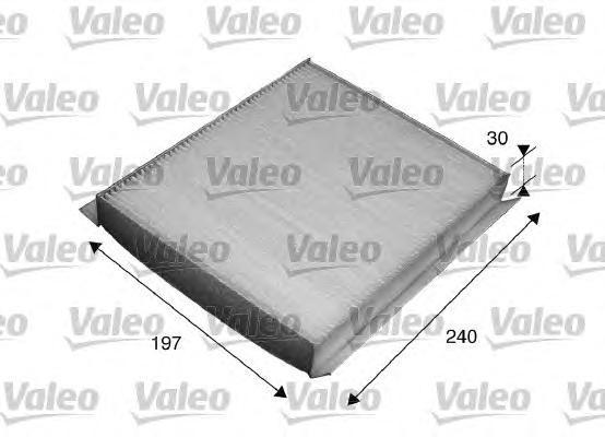 Салонный фильтр Valeo 715540715540