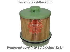 Топливный фильтр Sakura. EF1112EF1112Фильтр топл. Sakura Sakura авто. EF1112