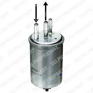 Фильтр топливный DELPHI HDF924HDF924