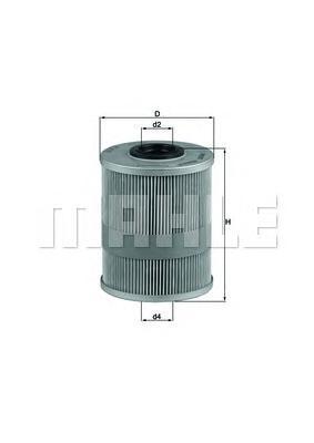 Топливный фильтр Mahle/Knecht. KX78DKX78D[KX78D] Knecht (Mahle Filter)Фильтр топливный Mahle/Knecht. KX78D