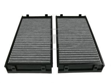 Комплект угольных фильтров салона CORTECO 8000084880000848