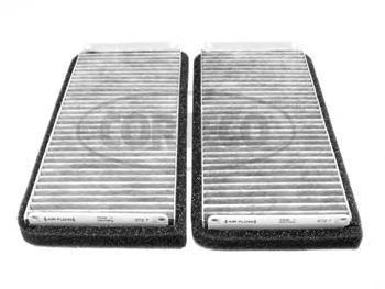 Комплект угольных фильтров салона CORTECO 8000042180000421