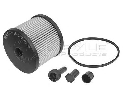 Фильтр топливный Meyle 11-16323000011-163230000