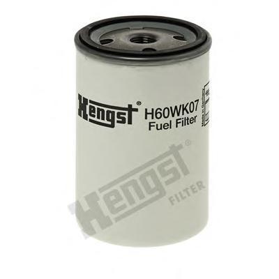 Фильтр топливный Hengst H60WK07H60WK07