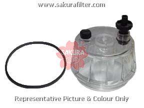 Чашка топливного фильтра SakuraFB1813FB1813Чашка топл. фильтра Sakura Sakura авто. FB1813