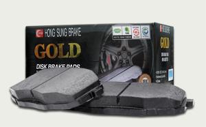 Тормозные колодки дисковые HSB HP1035HP1035Колодки тормозные дисковые задн HYUNDAI: ACCENT 05-08, I30 07-, Sonata HSB. HP1035