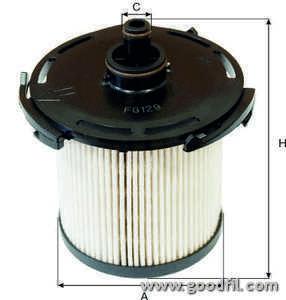 Топливный фильтр Goodwill FG129FG129Фильтр топливный Transit 2011-> Goodwill. FG129