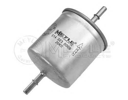 Топливный фильтр Meyle 51432300065143230006