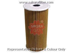 Масляный фильтр Sakura EO28070EO28070Фильтр масляный KIA SORENTO/SPORTAGE/HYUNDAI IX35 10- 2.0/2.2 CRDI 09- Sakura авто. EO28070