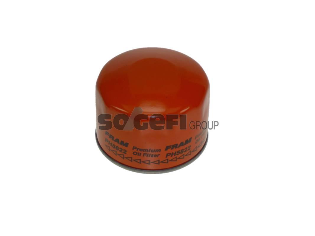 Масляный фильтр Fram. PH5822PH5822Фильтр масляный Fram. PH5822