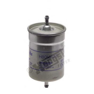 Фильтр топливный Hengst. H80WK07H80WK07