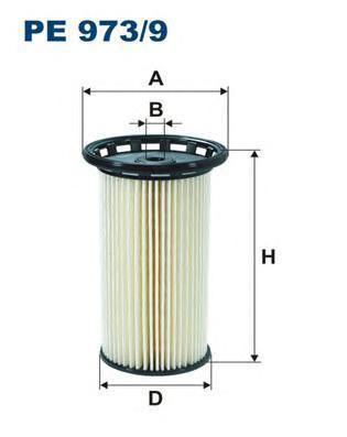 Фильтр топливный Filtron PE973/9PE973/9