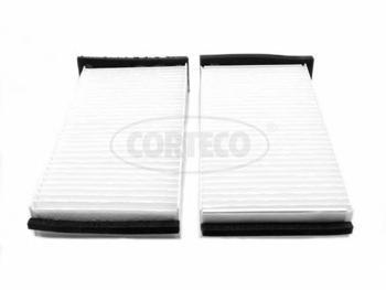 Комплект фильтров салона CORTECO 8000064380000643