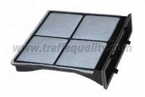 Салонный фильтр 3F Quality 660660Фильтр салонный угольный 3F Quality Subaru Impreza III Forester 08. 660