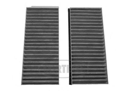 Комплект угольных фильтров салона CORTECO 8000144080001440