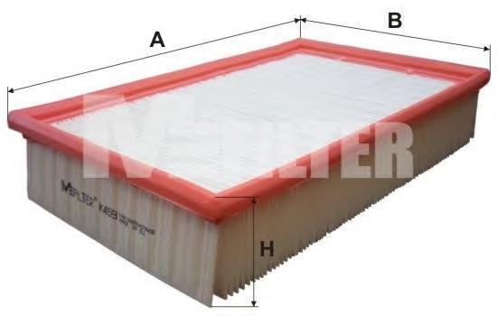 Воздушный фильтр Mfilter K459K459
