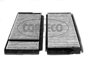 Комплект угольных фильтров салона CORTECO 8000040680000406